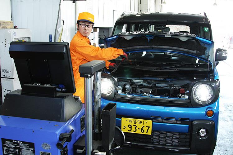 5・完成検査・車検合格